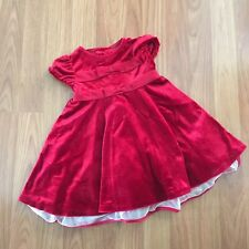 Ashley Ann Infant Girls Christmas Dress Size 12 Months
