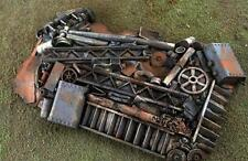 Rusty old SCRAP Metal Pile absolutely Loaded with detail all Painted O Scale