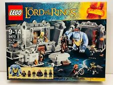 LEGO The Lord of the Rings The Mines of Moria (9473) New Sealed. Retired!!