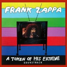 Frank Zappa - A Token Of His Extreme [New CD]