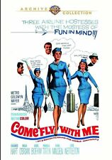 COME FLY WITH ME (1963 Dolores Hart) -  Region Free DVD - Sealed