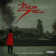 PSYCHO SIDE - No Place For Heroes (New)