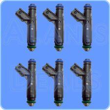 New OEM Multi Port Injector Set (6) Motorcraft CM5177 ( XF2E-C4B) 217-1714