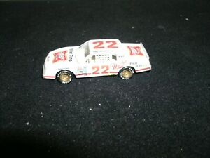 #22 BOBBY ALLISON 1983 BUICK REGAL CHAMPIONSHIP CAR RARE 1/64 ACTION