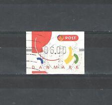 Q9720 - DANIMARCA 2000 - LOTTO USATO DISTRIBUTORI AUTOMATICI - VEDI FOTO