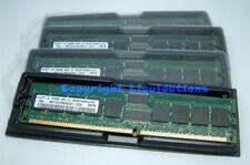 Samsung 4x1GB DDR 400 PC2-3200R-333 CL3  ECC Reg Server Memory RAM HP 373029-051