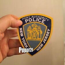 NY NJ Port Authority Police InWindshield *Authentic Decal Sticker **Others Avail