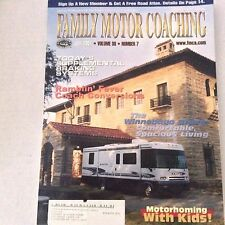 Family Motor Coaching Magazine Winnebago Brave July 2001 061717nonrh