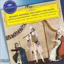 Mozart: Flute & Harp Concerto; Weinecke Rodrigo (CD DG Import) Zabaleta, Zoeller