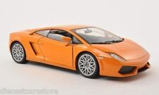 Motormax Lamborghini Gallardo LP560-4 Naranja 1/18 Coche de Metal Modelo 79152