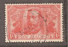 New Zealand   Sc# 169   Used   CV $55    gtc8