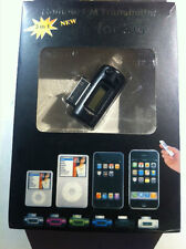 trasmettitore FM  iPhone 3 4 4S  iPod NOVITA' NEW
