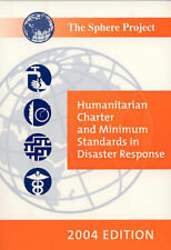 The Sphere Handbook 2004 (English version): Humanitarian Charter and-ExLibrary