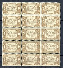 NED INDIE # 172 (15 x) KW € 150   ** MNH PF  MOST  VF