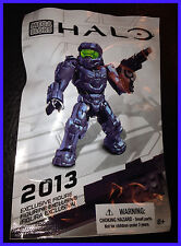 NYCC Comic Con 2013 Exclusive MEGA BLOKS HALO 4 FIGURE SEALED TOY Xbox 360