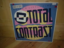 "TOTAL CONTRAST takes a little time 12"" MAXI 45T"