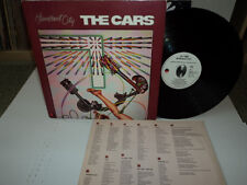 THE CARS - HEARTBEAT CITY - 1984 ELEKTRA GATEFOLD LP EX+