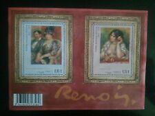 """FRANCE 2009. Bloc-feuillet """"Renoir"""", YT n° 4406. Oblitéré."""