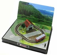 Z gauge Z Shorty mini layout set SS0011 model railroad supplies