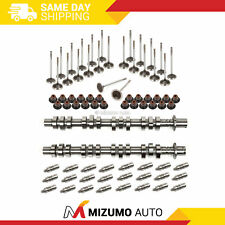 Camshafts Lifters Intake Exhaust Valves Fit 05-14 Ford Mercury 5.4L TRITON 24V