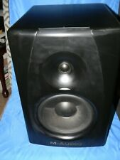M-Audio CX8 Studiophile Powered PA Speaker / Monitor #1