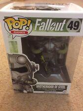 Fallout Brotherhood of Steel Figura de Vinilo Pop