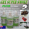 RC Boat Tank Trains Trucks Super Smoker Fluid 3 x 100 ml