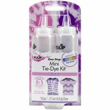 2 Pack-Tulip One-Step Mini Tie-Dye Kit-Princess -3255T-553