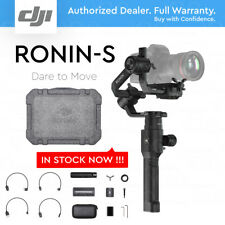 DJI RONIN-S Three-Axis Motorized Gimbal Stabilizer - IN STOCK NOW