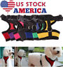 US Adjustable Nylon Pet Dog Cat Vest Harness Puppy Dog Breathable Outdoor Stappy