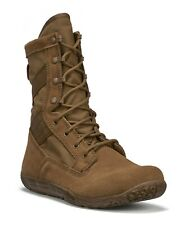 "Tactical Research Men's Coyote 8"" Minimalist Boot Mini-Mil Series TR105"