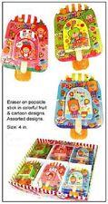 Eraser Popsicle #4855