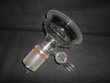 Prism Research Glass 45/50 100mm Vacuum Column Bottom Adapter 6mm GL-18, Short