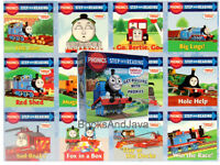 Step Into Reading  Thomas & Friends Get Rolling With Phonics (Box Set of 12)