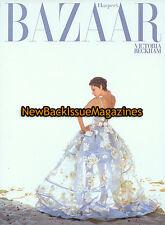 Bazaar Subscriber Cover 1/09,Victoria Beckham,January 2009,NEW
