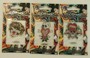Ed Hardy Christian Audigier Icing decals stickers phone laptop skull