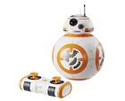 New Star Wars Hyper Drive Droid BB-8 RC Toy Disney Hasbro Space Robot