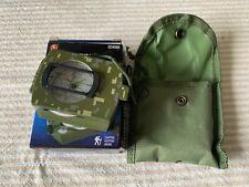 SE CC4580 Military Lensatic Prismatic Sighting Survival Emergency Compass BOX