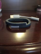 jawbone fitness tracker with charger