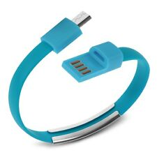 Bracelet Mobile Phone Cables Micro USB Data Cable Charging