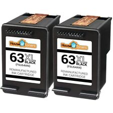 2PK Ink HP 63XL F6U64AN for HP Officejet 3830 3831 3832 3834 4650