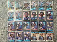 George Bell 120 Card Lot Includes 1994 Donruss #73 Topps Fleer Leaf UD Score OPC