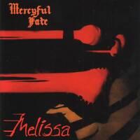 MERCYFUL FATE (King Diamond) - MELISSA (1988) CD Jewel Case+FREE GIFT