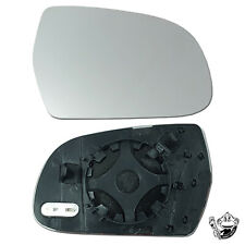 AUDI A3 DRIVERS SIDE WING MIRROR GLASS RIGHT SIDE HEATED 2010-2013