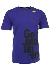 Nike Lsu Geaux Tigers Local Mascot Logo shirt men football sideline Ncaa Sec