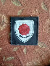 school blazer badge