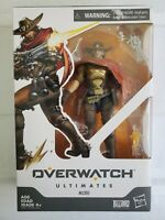 "Overwatch Ultimates Hasbro Jesse McCree Figure Collectible 6"" Blizzard Damage"