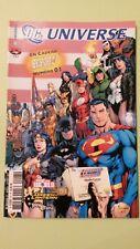 comics DC universe n°27