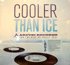 COOLER THAN ICE 'ARCTIC Records & The Rise of Philly Soul'-BOX SET: CD's & VINYL