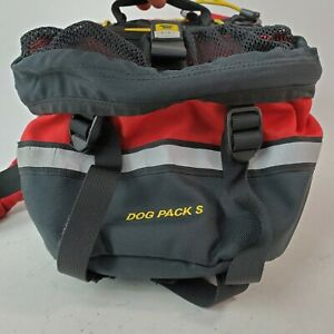 Mountainsmith K-9 Dog Pack Small Heavy Duty Reflective 7 Carry Options